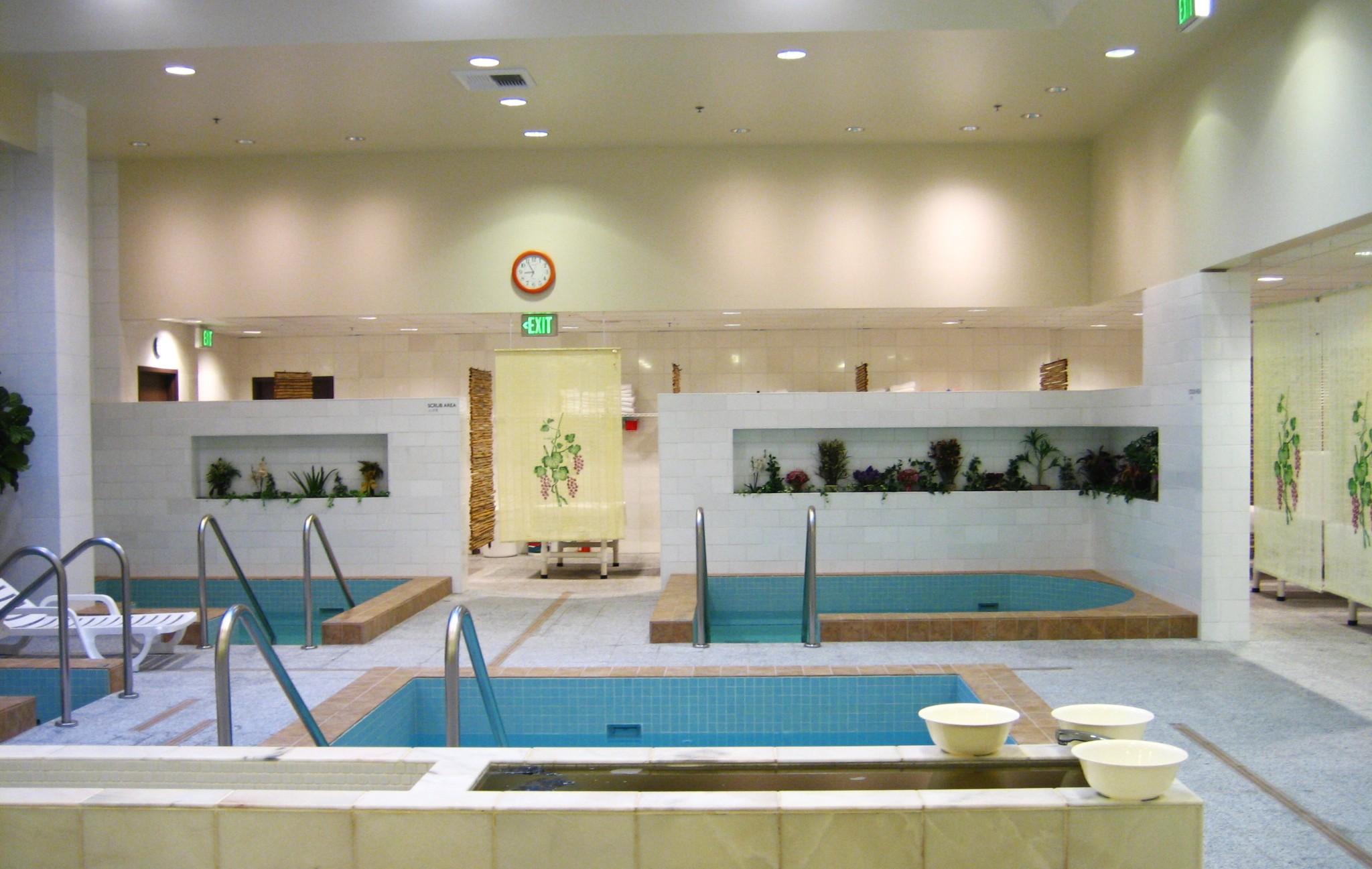 My love affair with korean spa kindland for Salon seattle